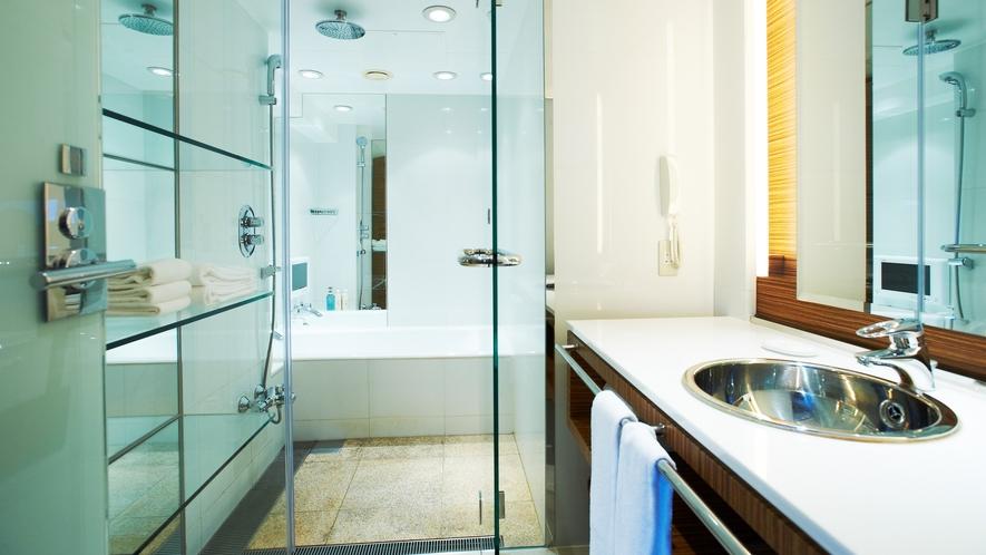 本館20~21階 ハーバービューデラックス バスルーム 一例