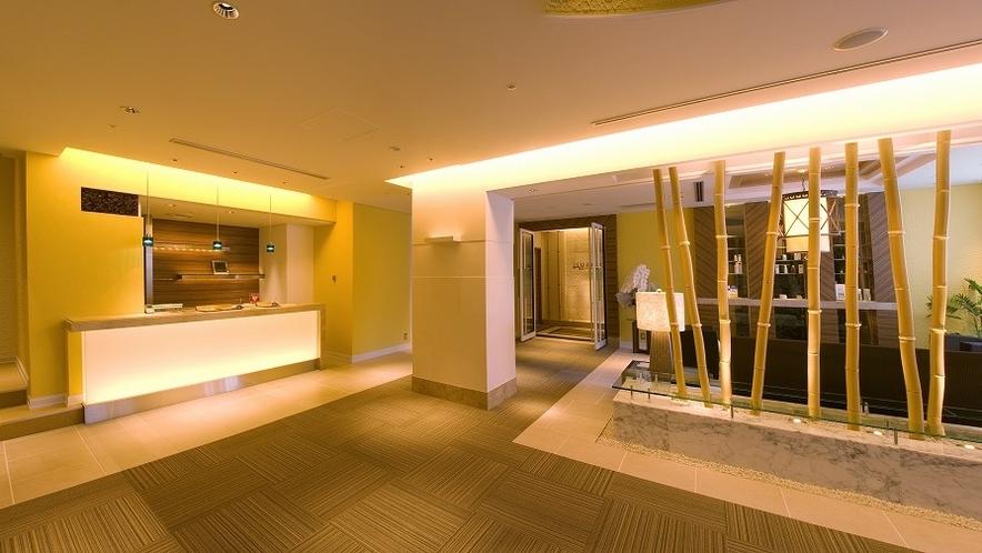 本館4階 フィットネス&スパ「ルアナ」