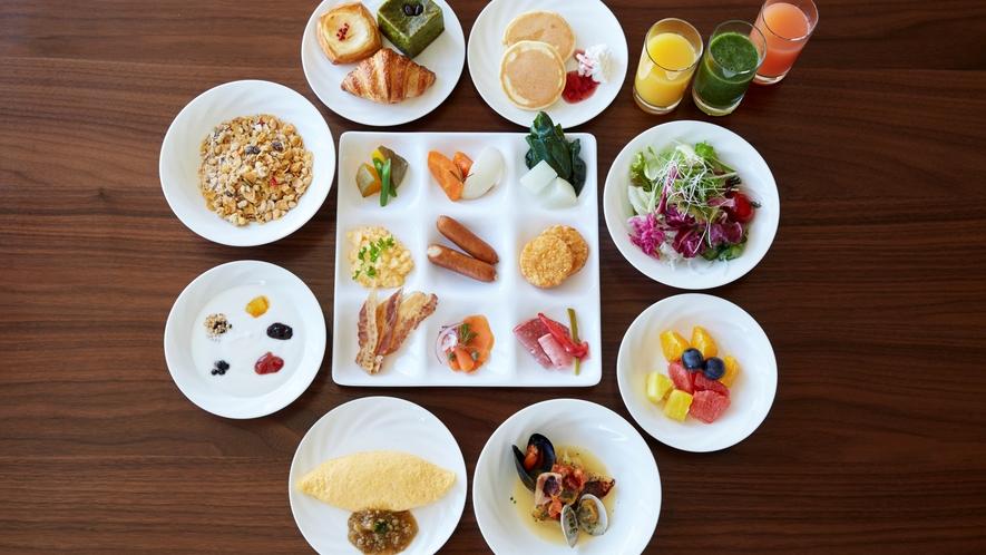 GOCOCU 朝食 イメージ