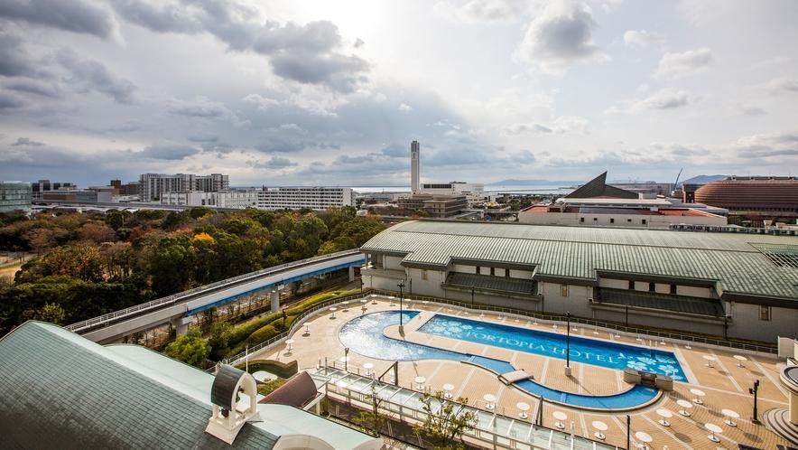 南館からの眺望(西側・昼) イメージ