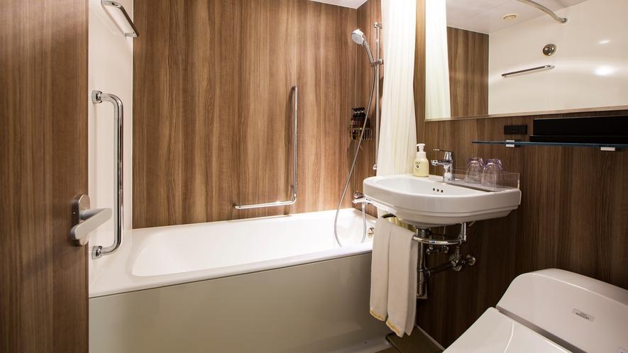 本館16~19階 スーペリアフロア バスルーム 一例