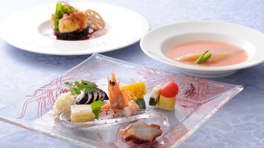 聚景園 料理 イメージ