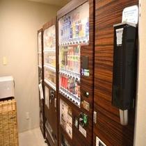 ◆【館内施設】『自販機』 『電子レンジ』 『製氷機』2階にご用意しております。