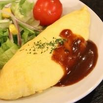 ◆【朝食】『オムレツ』(イメージ)