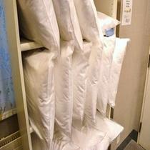 ◆【館内施設】1階ロビーにて『貸出枕』ご用意あります♪ご自由にお持ち下さい。(数に限りがございます)