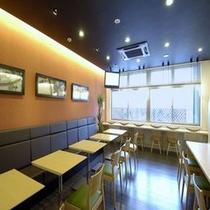 ◆【レストラン会場】レストラン会場は2階にございます。