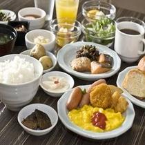 ◆【朝食】2階レストラン会場にて朝6時30分から行っております♪