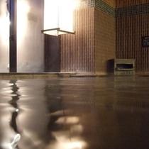 ◆【大浴場】男女共に15時から翌朝9時まで夜通しご入浴可能♪(サウナのみ深夜0時から5時まで停止)