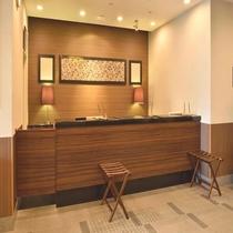 ◆【館内施設】1階フロント