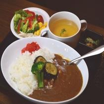 ◆【無料夕食】『夏野菜カレー』平日&食数限定で夕食を無料でご提供!(メニューは日替わりです)
