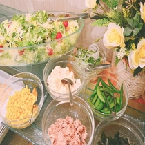 ◆【朝食】『サラダ各種』