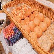 ◆【朝食】『パン各種』