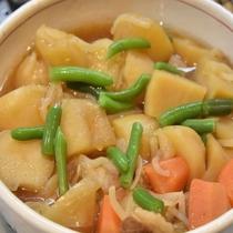 ◆【朝食】『煮物』 ※朝食の内容は季節により異なります。