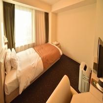 ◆【客室】シングルルーム※シャワーブースのみ 広さ14平米 定員1名様