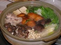 斑尾きのこ鍋