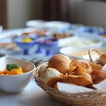 朝食写真①
