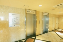 館内客室直通エレベーター