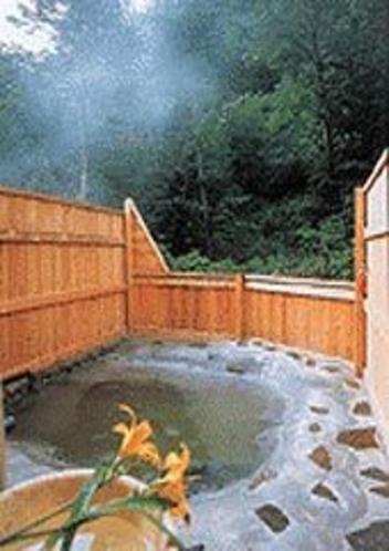 露天風呂 おり姫の湯