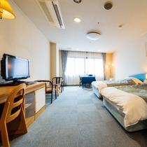 東館3階 洋室ツイン(客室一例)
