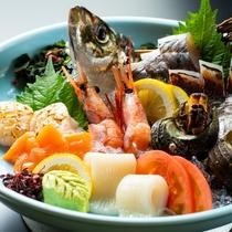 【別注料理】地元産お刺身盛り合わせ(イメージ画像)