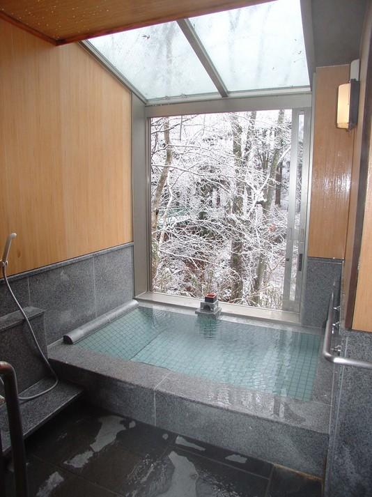 冬貸切家族風呂寝湯