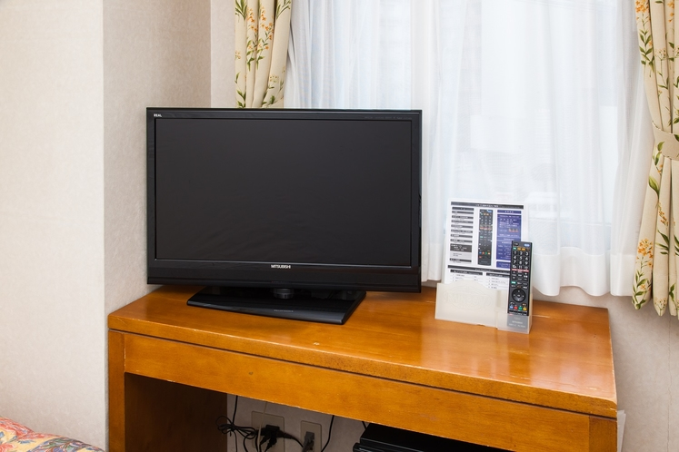 ツインルーム32インチTV