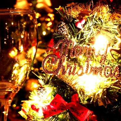 【聖夜に素敵な思い出を☆】クリスマスの素敵な思い出を…みはる荘の特製フレンチフルコースでおもてなし★