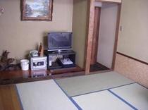 和室 白糸 1〜2名様のおへやです。