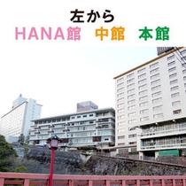 杉乃井ホテル外観