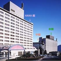 杉乃井ホテル 外観