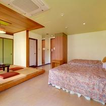 和洋室 *部屋、階によってイメージが変わる場合がございます