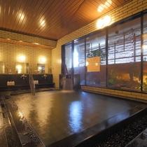 大浴場(春日の湯:男湯)