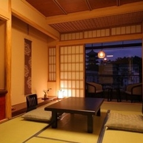 興福寺五重塔側客室