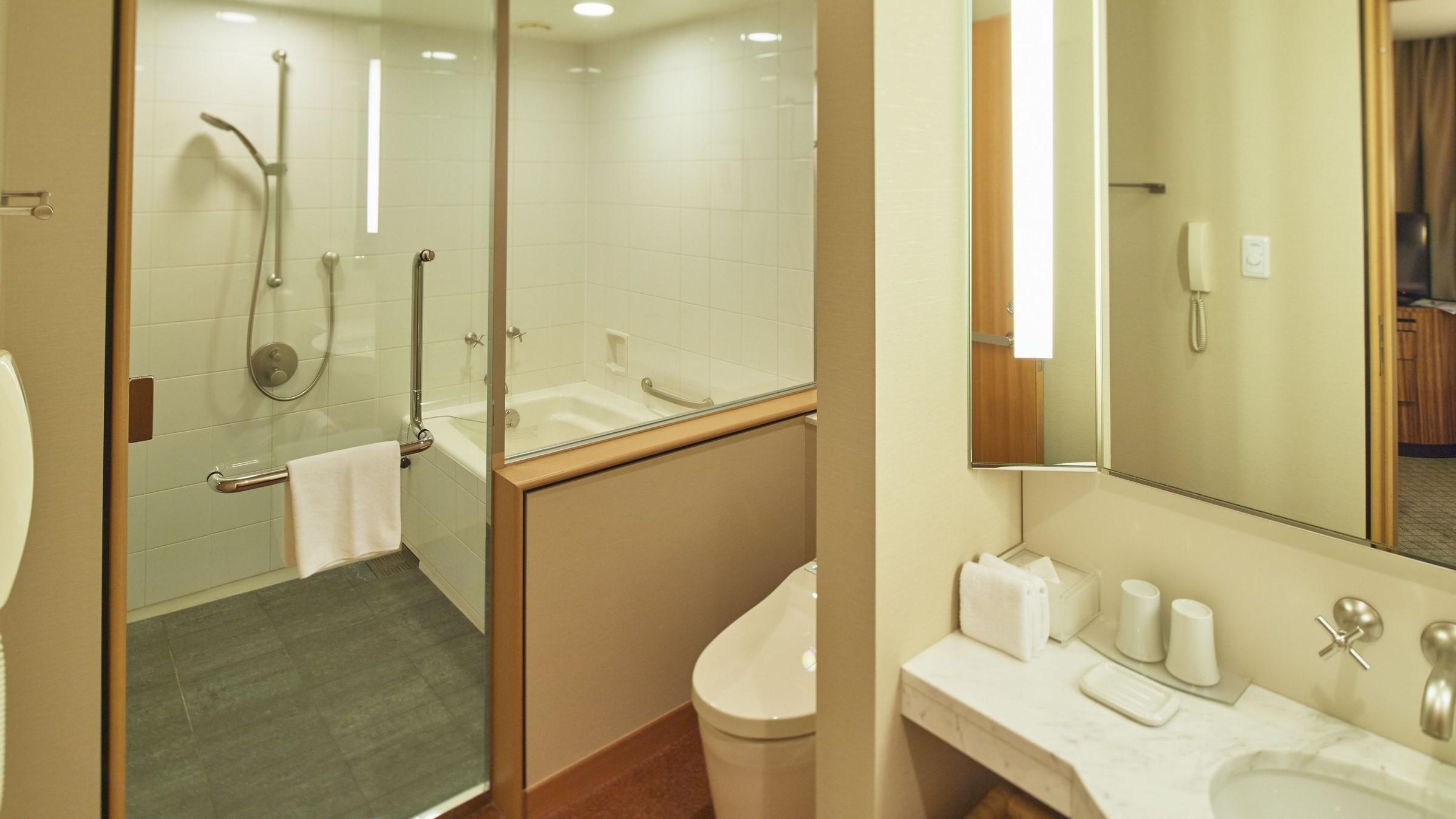 ・デラックスツイン/禁煙(43.7m2) バスルーム