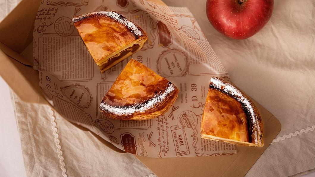 「フレンチレストラン ポム・ダダン」 【丸ノ内ホテル特製 伝統のアップルパイ】