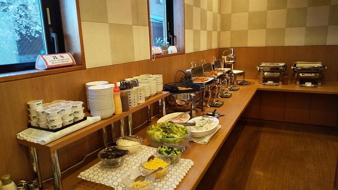 【バイキング朝食無料宣言】☆スタンダードプラン☆【ふくしまプライド】