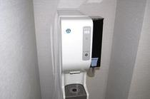 ■製氷機■5F大浴場手前に製氷機もございます。