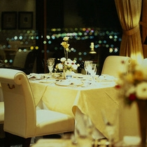 トップレストラン「フォーシーズン」 の夜景