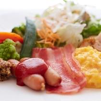 朝食バイキング 洋食