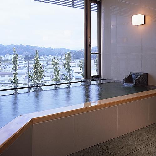 【7F 貸切家族風呂】ご宿泊のお客様は1時間1500円にてご利用いただけます。※要予約