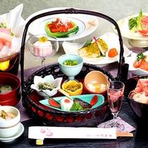 2010春花旬彩料理