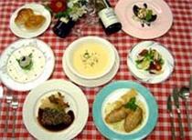 カジュアルレストラン「ビア・ナイン」コース
