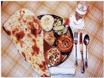 1泊2食プラン クマール(インド料理)