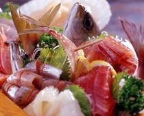 新鮮伊豆地魚刺身盛