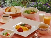 風曜日の朝食!