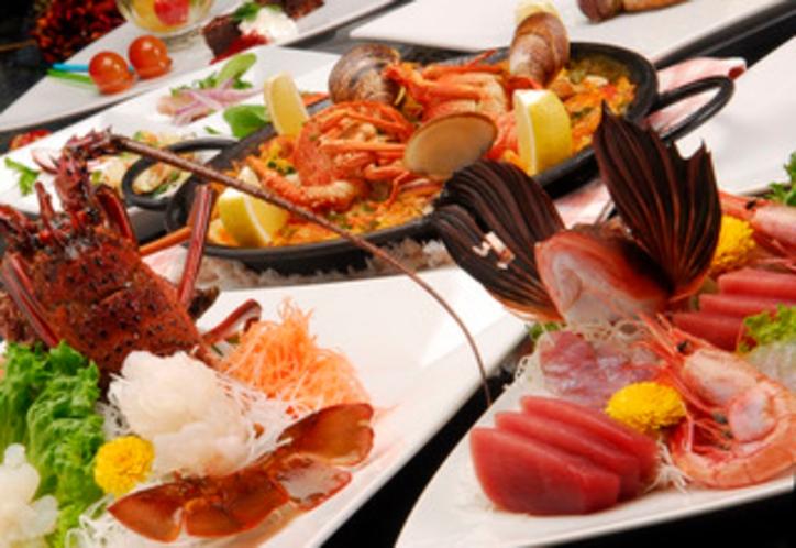 創作スペイン&和洋折衷料理