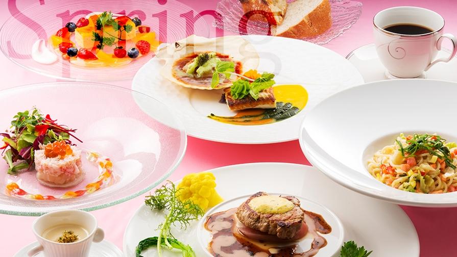 【楽天限定2021】北海道唯一の展望回転レストランで味わう季節のコースディナー付