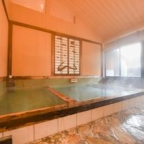 *【風呂(大浴場・女湯)1】湯上がりは、つるつるもっちり肌になれます♪