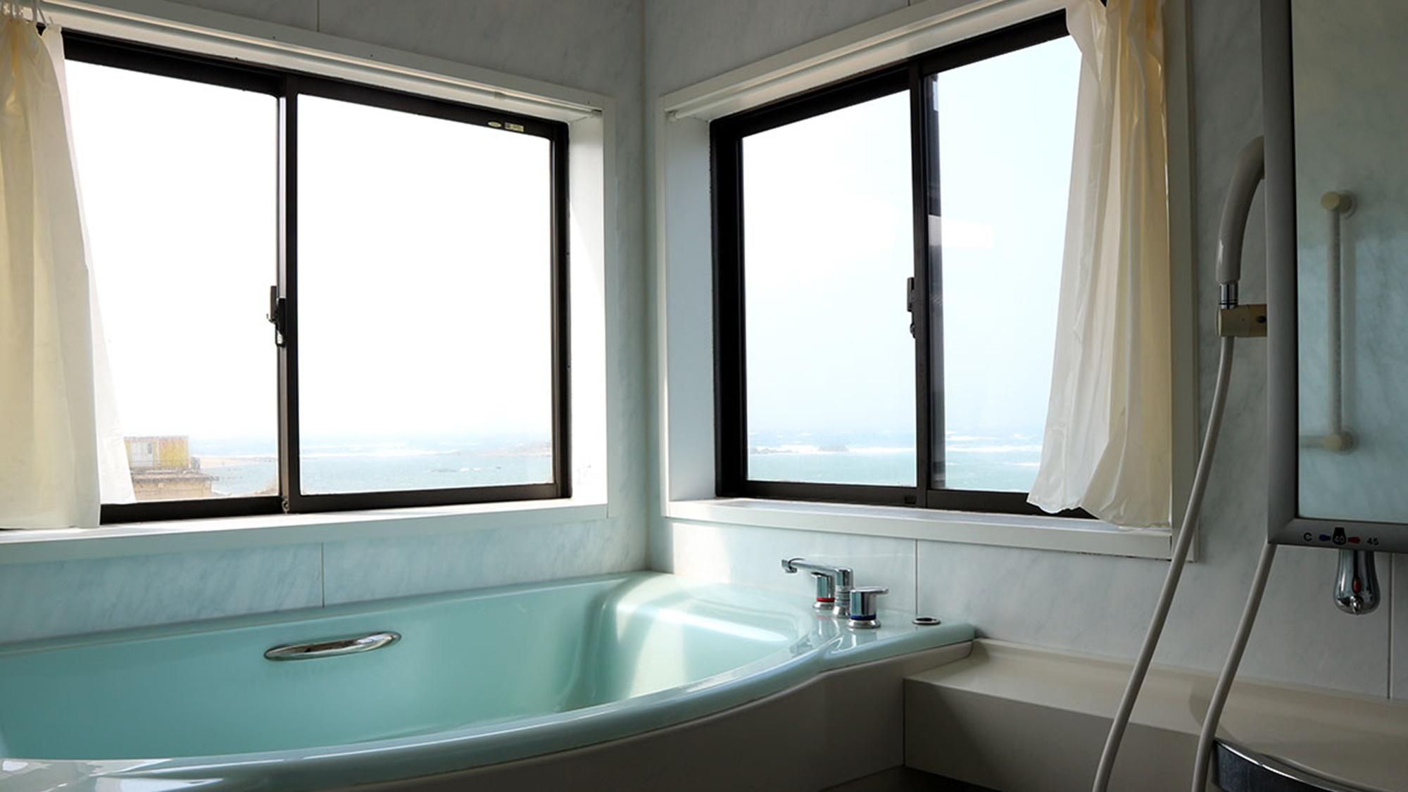 *【お風呂】家族風呂は貸切にて順番にご利用ください。