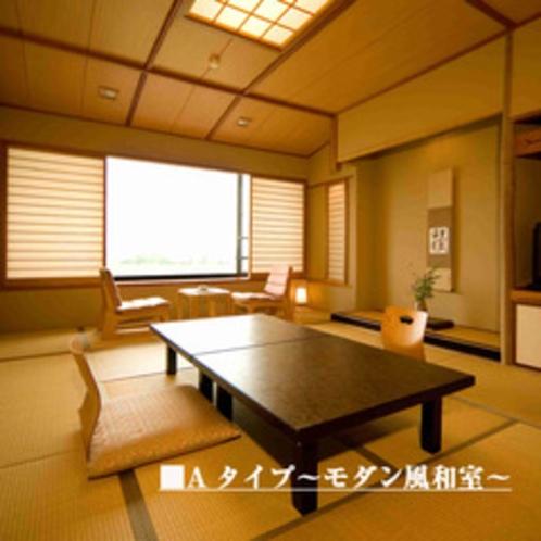 ■Aタイプ■ モダン風和室10畳